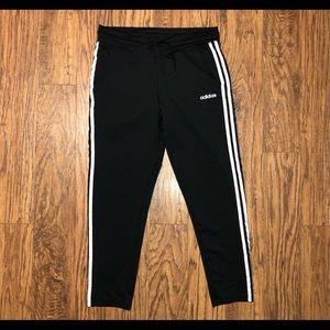 Adidas Track Pants - Black Size Medium